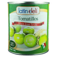 Latin Deli - Tomatillos Whole Green Tomato in Can (790g)