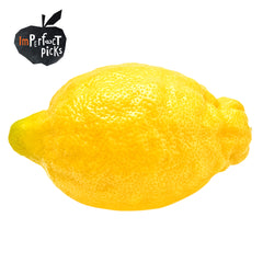 Lemons Imperfect Pick Value Range (Each = min 500g)