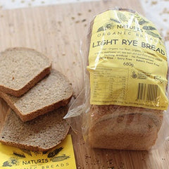 Naturis Light Rye Bread 680g , Z-Bakery - HFM, Harris Farm Markets