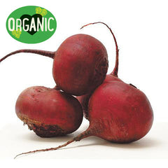 Beetroot Organic Head Only (each)