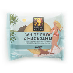 Byron Bay - Cookie - White Choc Chunk & Macadamia Nut | Harris Farm Online