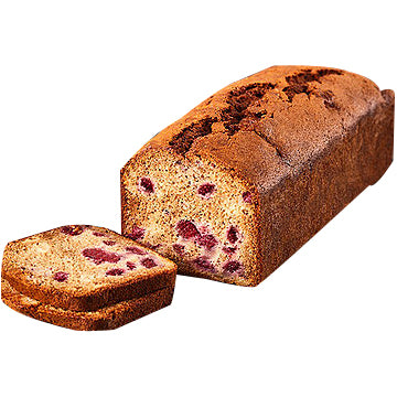 Mama Kaz - Banana Bread - Pear and Raspberry (650g)