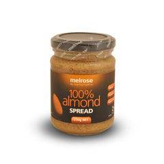 Melrose Almond Spread 250g , Grocery-Spreads - HFM, Harris Farm Markets