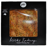 Micks Bakery - Pie Lamb Shank, Garlic and Herbs (650g)