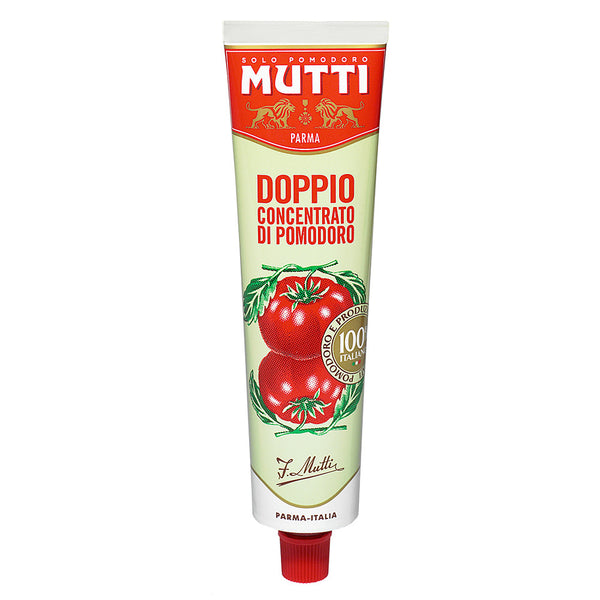 Mutti Tomato Paste Double Concentrate 130g , Grocery-Pasta - HFM, Harris Farm Markets