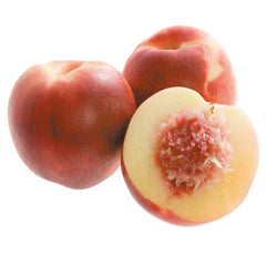 Nectarines White Premium (Tray) , Whsl-Fruit - HFM, Harris Farm Markets