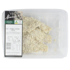 Chicken - Kids Crumbed Pieces (180-300g) Nonnas