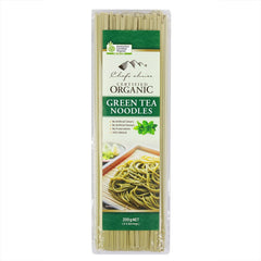 Chefs Choice Green Tea Organic Noodles 200g