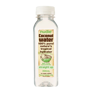 Nudie Coco Water Straight Up 350ml , Frdg1-Drinks - HFM, Harris Farm Markets