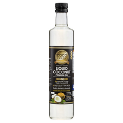 Cocoearth Liquid Coconut Premium Oil 500ml