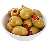 Harris Farm - Olives Chilli (250g)