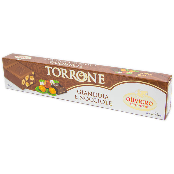 Oliviero - Gianduia Chocolate & Hazelnuts (150g)