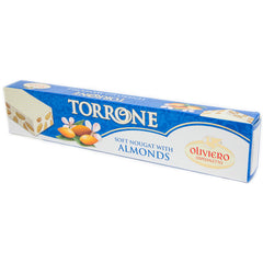 Oliviero - Soft Nougat - With Almonds (150g)