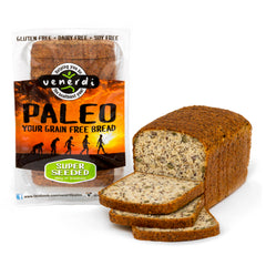 Venerdi - Bread Paleo - Super Seeded | Harris Farm Online
