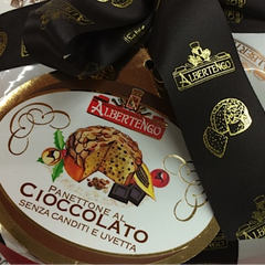 Albertengo Panettone Chocolate 1kg , Z-Bakery - HFM, Harris Farm Markets