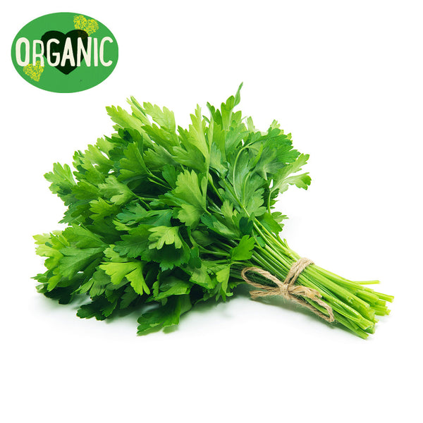 Parsley Continental Organic (bunch)