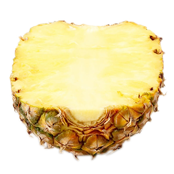 Pineapple Large half