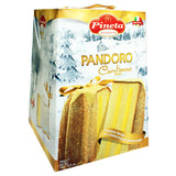 Pineta Pandoro Limoncello 750g , Z-Bakery - HFM, Harris Farm Markets  - 1