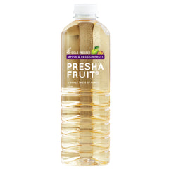 Preshafruit - Juice Cold Pressed - Apple & Passionfruit (1L)