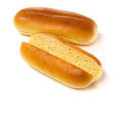 La Fournee Doree - Bread French Brioche - Hot Dog Rolls (6ea, 270g)