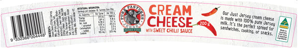 Pure Pastures - Cream Cheese - Sweet Chilli Tub (200g)