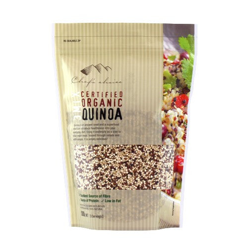 Chefs Choice - Organic Quinoa - 3 Mix (500g)