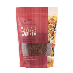 Chef's Choice - Organic Quinoa - Red (500g)