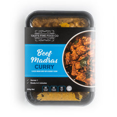 Taste Fine Food Beef Madras Curry | Harris Farm Online