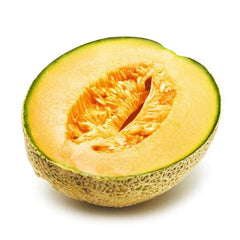 Rockmelon Large (half)