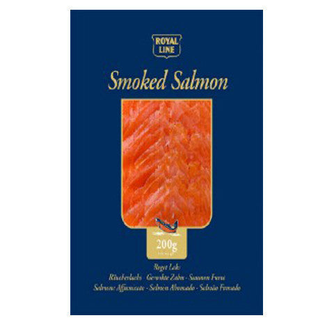 Salmon Smoked Royal Line 200g , Frdg3-Seafood - HFM, Harris Farm Markets