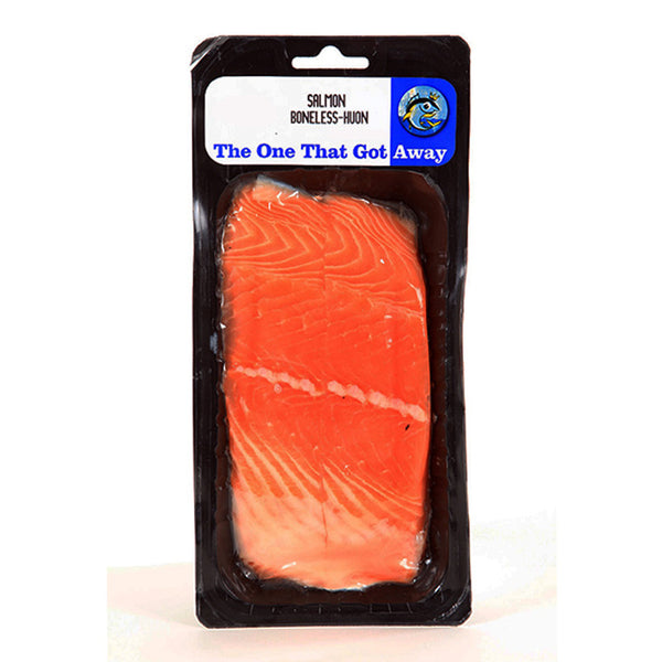 Salmon - Fillets Boneless Prepacked (300-500g) The One That Got Away