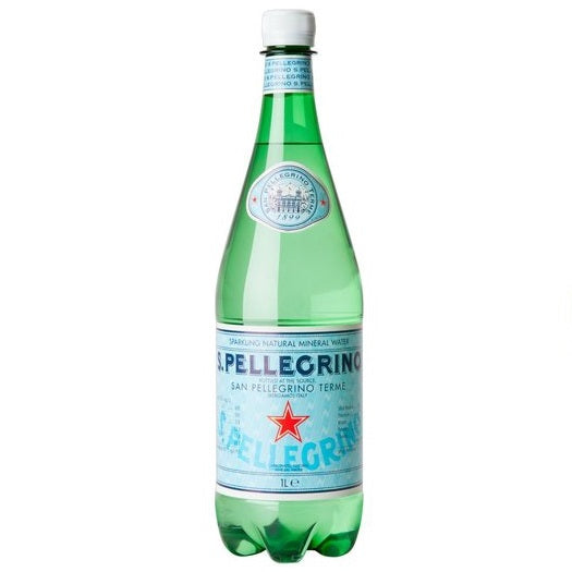 San Pellegrino - Sparkling Water - Pet Bottle (1L)