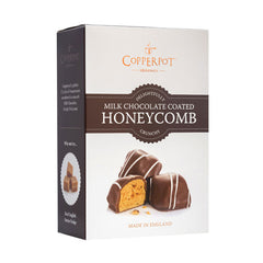 Copperpot - Honeycomb - Milk Chocolate Coated (125g)