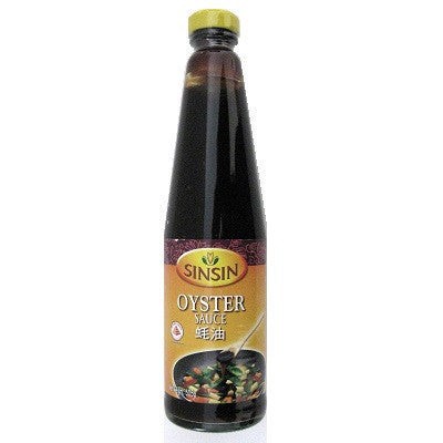 Sinsin Oyster Sauce 430ml , Grocery-Asian - HFM, Harris Farm Markets