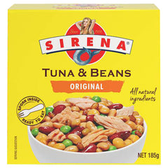 Sirena - Tuna and Beans - Original (185g)