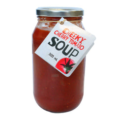 HFM Soup Jar - Cheeky Cherry Tomato (500mL)