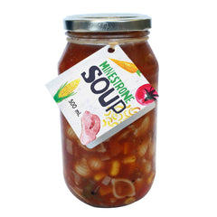 HFM Soup Jar - Minestrone (500mL)