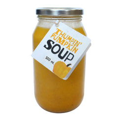 HFM Soup Jar - Thumpin Pumpkin (500mL)
