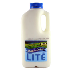 South Coast Dairy - Lite Milk (1L)