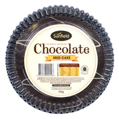 Sunfield - Bread Mud Cake - Chocolate (700g)