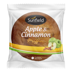 Sunfield - Bread Muffin - Apple and Cinnamon (160g)