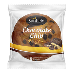 Sunfield - Bread Muffin - Chocolate Chip (160g)