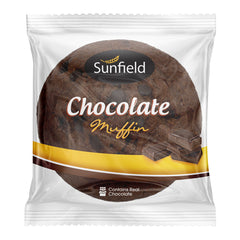 Sunfield - Bread Muffin - Chocolate (160g)