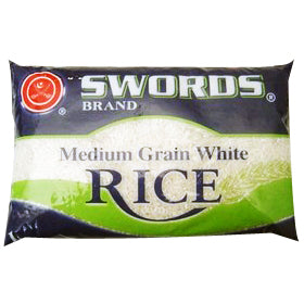 Swords - Rice Medium Grain white (1kg)