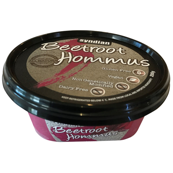 Syndian - Dips Hommus - Beetroot Chickpea (200g)