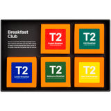 T2 - Five Tea Gift Pack - Breakfast Club (160g)