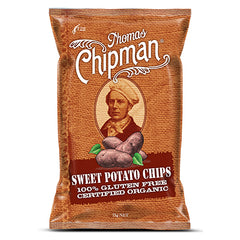 Thomas Chipman - Vegetable Chips - Sweet Potato G/F (75g)