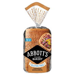 Abbotts Bakery - Bread Gluten Free - Farmhouse Wholemeal | Harris Farm Online