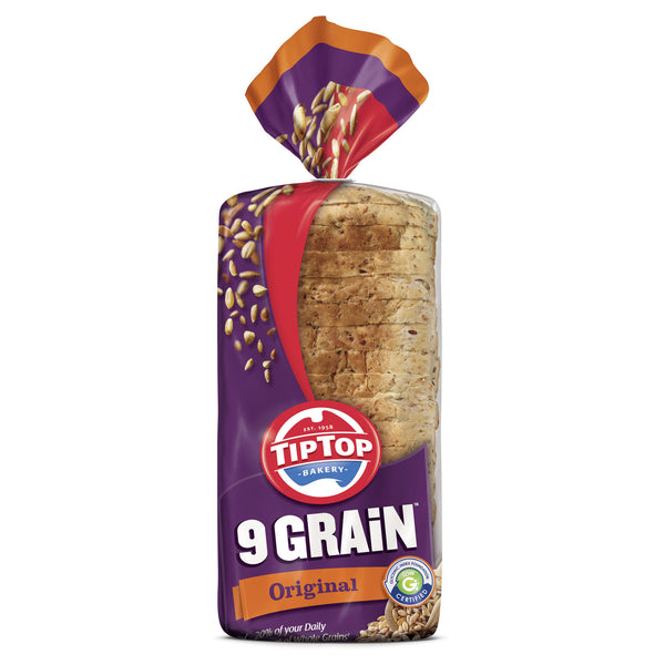 Tip Top 9Grain Original 700g , Z-Bakery - HFM, Harris Farm Markets