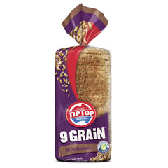 Tip Top 9Grain Wholemeal 750g , Z-Bakery - HFM, Harris Farm Markets